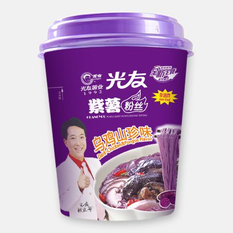 光友紫薯全薯粉丝